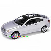 Машинка коллекционная 1:24 Mercedes-Benz C-Class Sports Coupe Welly 22425W