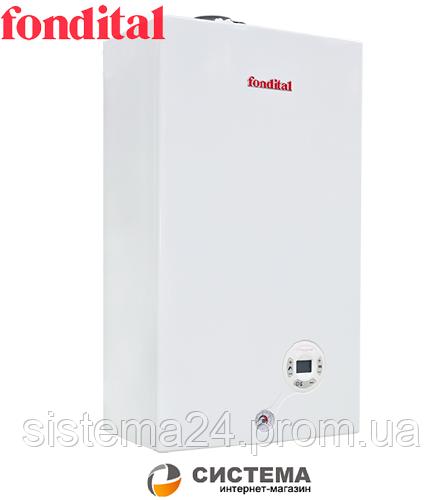 Газовый котел Fondital MINORCA CTFS 24 + Коаксиальная труба