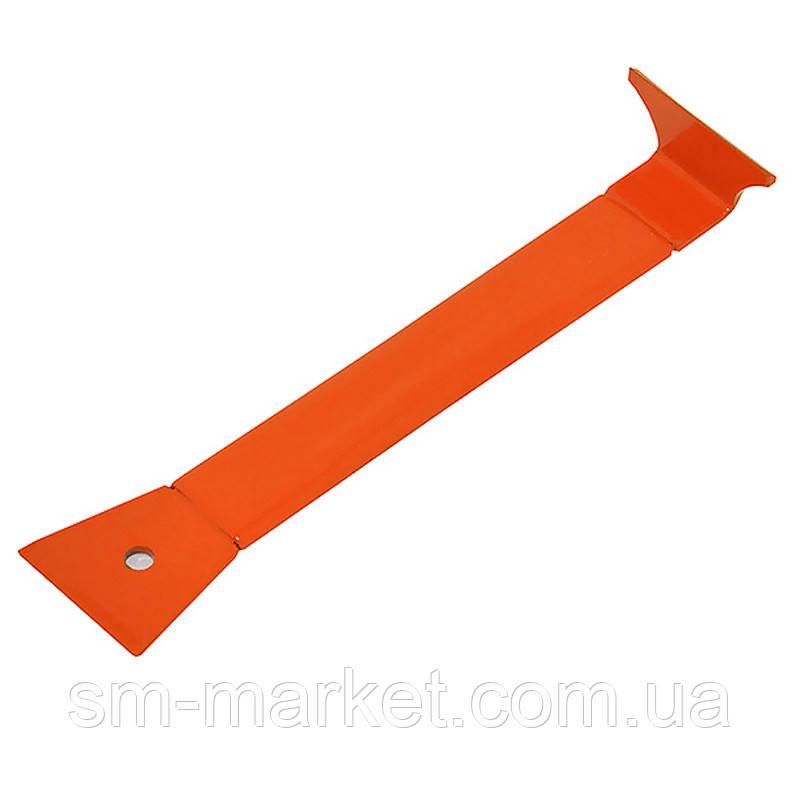 Стамеска для чистки рамок полимерное покрытие