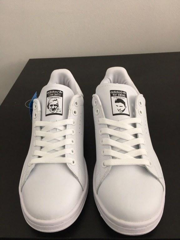 3a325ade5f1153 Adidas X Raf Simons Stan Smith Aged White (Брак) - ТЕХНОЛЮКС в Запорожье