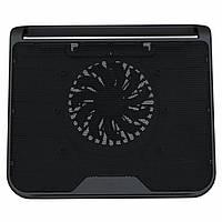 Подставка для ноутбука DeepCool N280 339 x 312 x 54 мм, черная, 1 вентилятор,