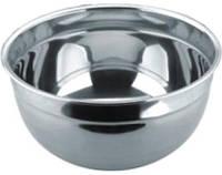Миска Kamille GerStyle круглая Ø26см, нержавеющая сталь