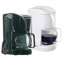 Кофеварка Maestro 401-MR (10-12 чашек) белая