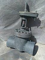 Задвижка 2с-26-5 ЦЗ клиновая с редуктором Ду350, Ру63, Т425С
