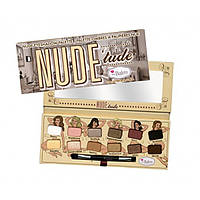 Палетка теней theBalm Palettes Nude'Tude Palette - Naughty Packaging