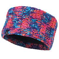 Повязка на голову Buff Headband Knitted and Polar Livy Orange