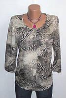 Блуза от Vero Moda Идеальна для Базового Гардероба Размер: 50-L