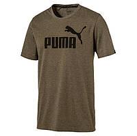 Футболка Puma ESS No.1 Heather Tee (ОРИГИНАЛ)