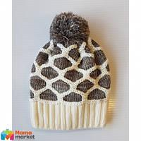 Детская зимняя шапка Lenne SAYA 17393, цвет 810