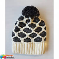 Детская зимняя шапка Lenne SAYA 17393, цвет 900