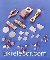 Контакты серебряные СрМ500, фото 1