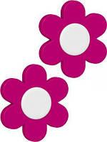 Набор клипс 2шт для вазонов LANDHAUS (Розовый) EMSA EM513470