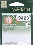 Крючок Maruto 9423 Gold 10шт 8, фото 2