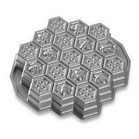 Форма для кексов Nordic Ware 85437 Honeycomb Pull-Apart Pan 27,9х24,7х5 см