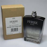 Парфюмерная вода tester GF FERRE BLACK for MEN edt (M) - Tester 100 мл.
