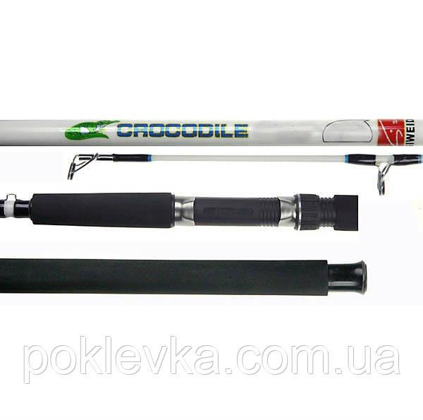 Удилище Crocodile литой 2.1 м 100-250 г