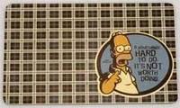 Набор с 4-х досок для нарезания Simpsons BergHOFF 1500232