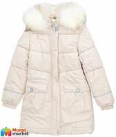 Зимнее пальто для девочки Lenne Liisa 17333/5051