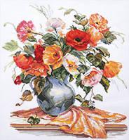 """Набор для вышивания """"Поэзия цветов.Нежные маки"""""""