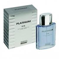 Парфюмерная вода Platinum E.G.  for MAN  edp (M)  Аналог PLATINUM EGOISTE  100 мл.