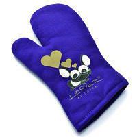 Рукавичка Berghoff 3800018 Lover By Lover 16 х 33 см фиолетовая.