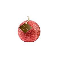 Ароматерапевтическая свеча Organique малый шар 80 Смородина Красная 230 г