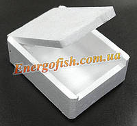 Мотыльница пенопласт (60х77х3 мм)