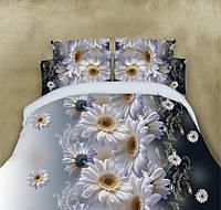 Двуспальный набор постельного белья 180*220 Полиэстер №152
