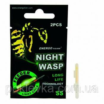 Светлячок ET с креплением на Feeder Night Wasp SS 2 шт