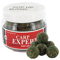 Бойли Carp Expert Pop-Up Boilie 100g 20mm Mussel мидия