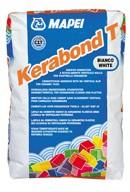 Клей для плитки Mapei KERABOND Т серый 25 кг.