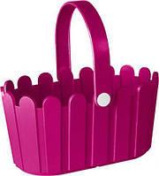 Вазон для цветов LANDHAUS 28 х 18см (Розовый) EMSA EM513928