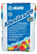 Клей для теплых полов Mapei ADESILEX P9 Grey/Серый 25 кг., фото 2