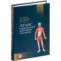 Сапіна М. Р., Никитюк Д. Б., Швецов Е. В. Атлас нормальної анатомії людини