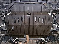 Защита двигателя Toyota Previa (с 2007--) Полигон-Авто