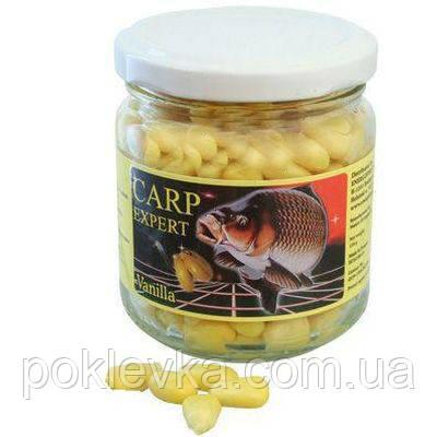 Кукуруза Carp Expert без сиропа 10-15 мм 212 мл Vanilla Ваниль желтая (98004001)