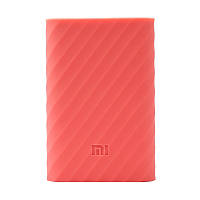 Чехол Xiaomi Mi Power Bank 10000mAh Silicone Protective Case Red