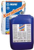 Клей для плитки Mapei KERABOND T + ISOLASTIC 25кг. + 8 л.