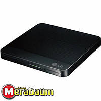 Привод DVD+/-RW Hitachi-LG GP50NB41 USB Ext Slim Black