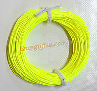 Шнур нахлыстовый Energofish Floating Fluo Yellow WT-8F 30 м 100ft (31330003)