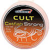 Шнур Ockert Climax Trophy Catfish Strong 200 м 0.60 мм 60 кг Коричневый (Germany)
