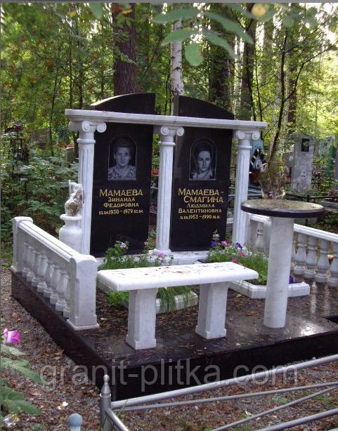 Памятники из гранита цена и фото 4 кв м гранитная мастерская при бабушкинское кладбище