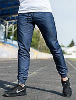 Джоггеры джинсовые синие beZet jeans'17