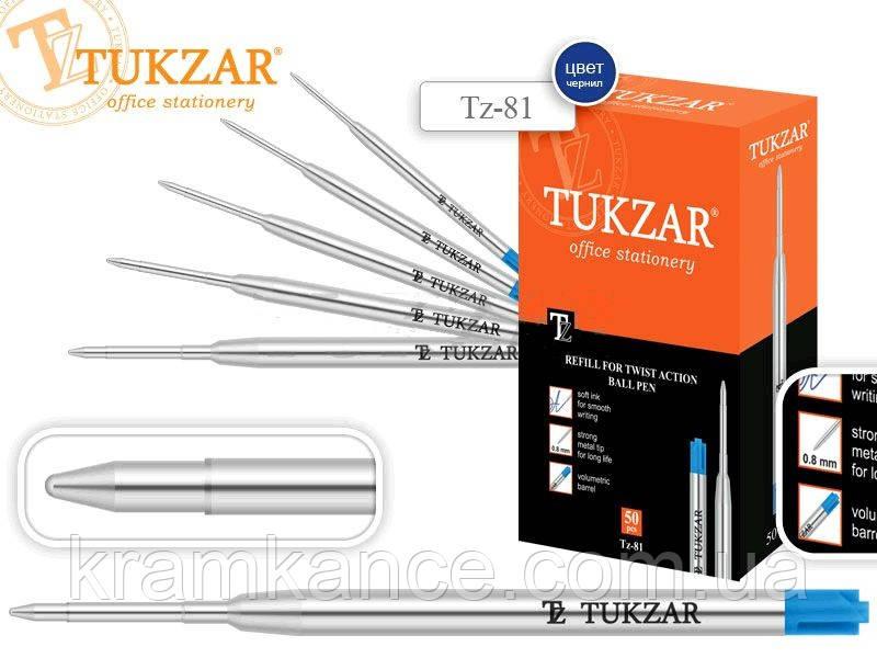 Стержни для авторучек метал. объемн. TUKZAR TZ-81