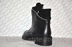 Ботинки весенние женские стильные код 280, фото 3