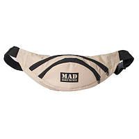 Поясная сумка MAD Lite Life (беж), фото 1