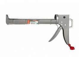 1073-01-260 Пистолет для герметика Sturm, полуцилиндр 225 мм