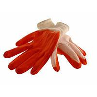 Перчатки синтетические оранжевые К9