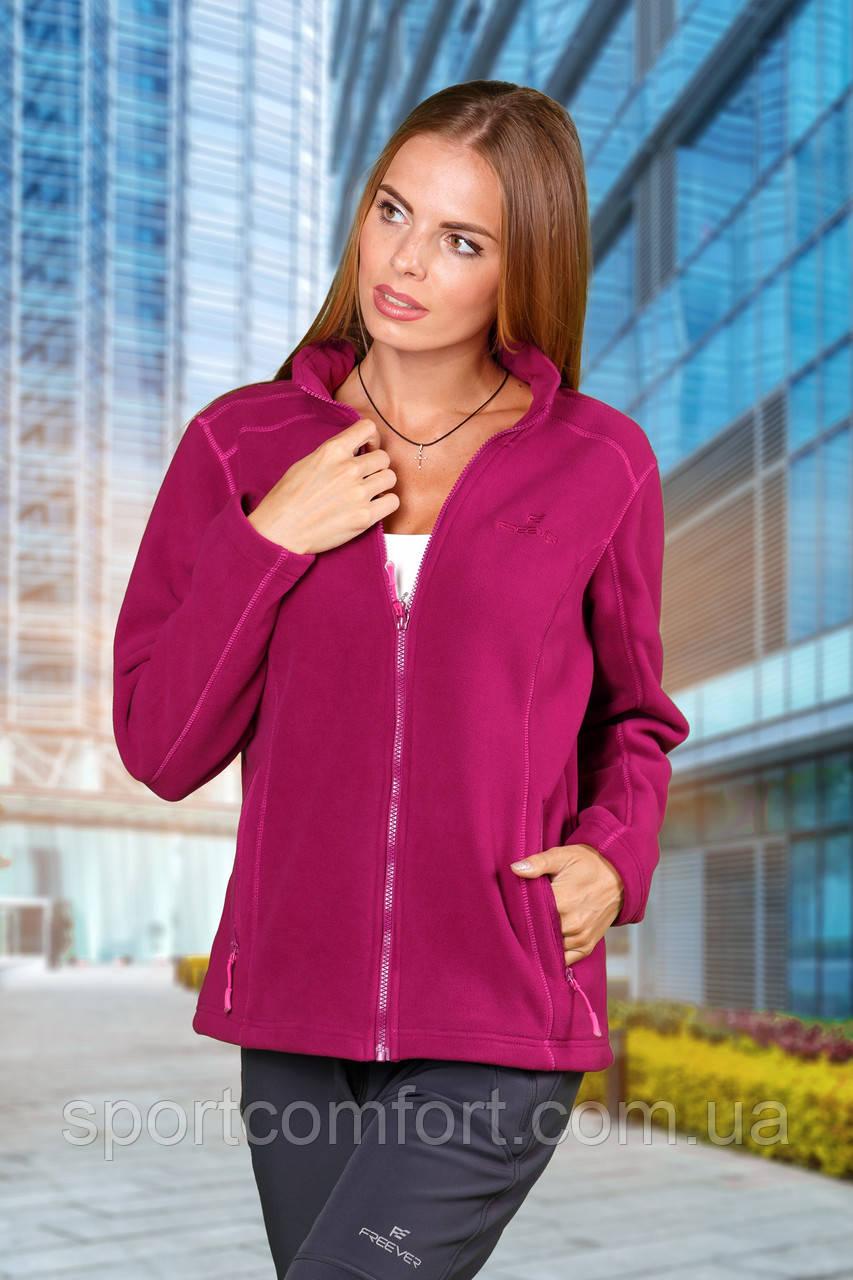 Женская кофта Purple флис