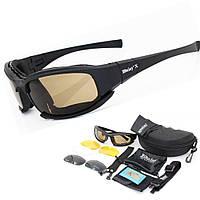 Тактичні оригінальні окуляри DAISY X7 Американської армії